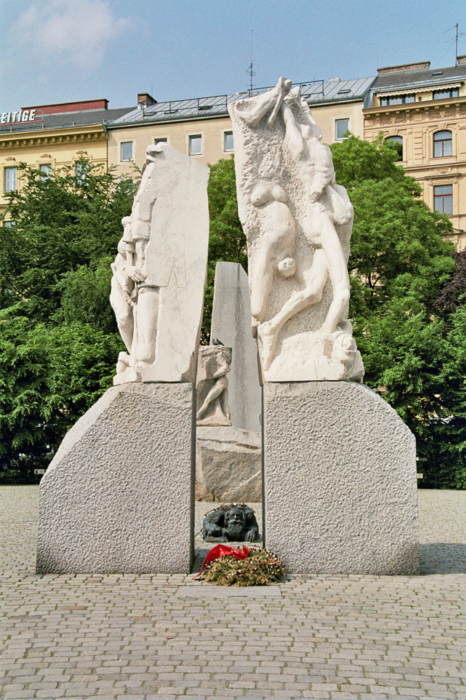 Monument against War and Fascism