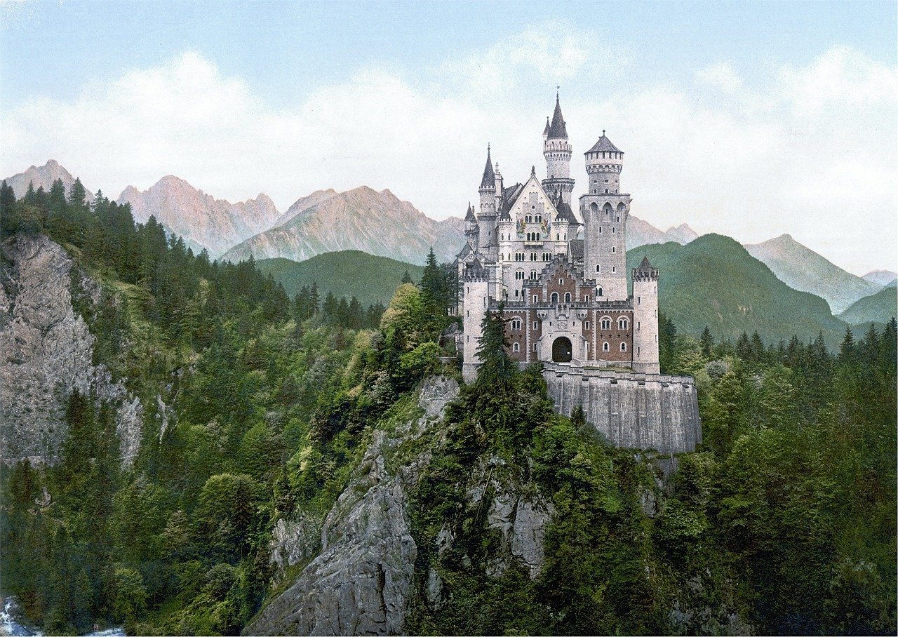 Neuschwanstein Castle Munich