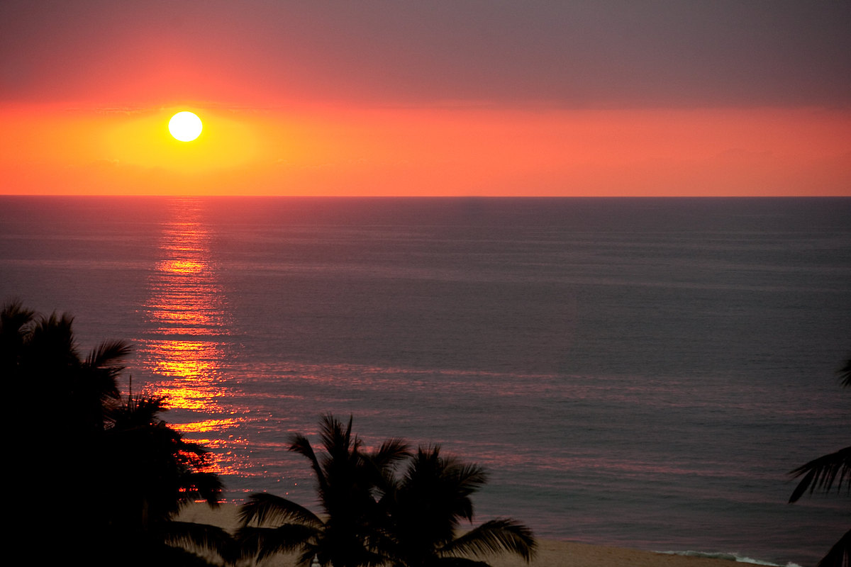 San Pancho Sunset by Karl Stanton via Flickr CC