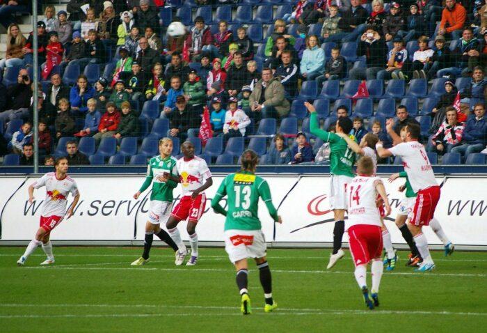 Soccer in Munich