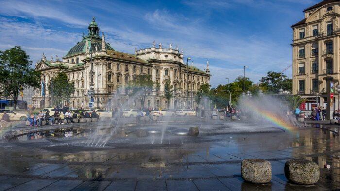 Stachus Square