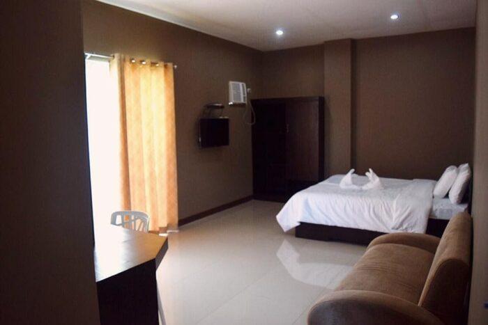 Waterpool Micro Hotel
