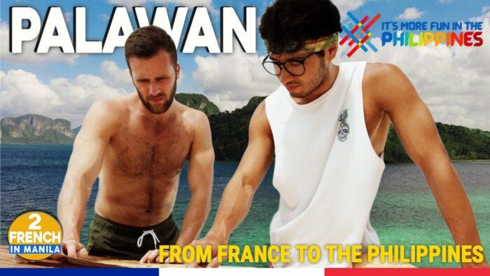 2frenchinmanila in Palawan