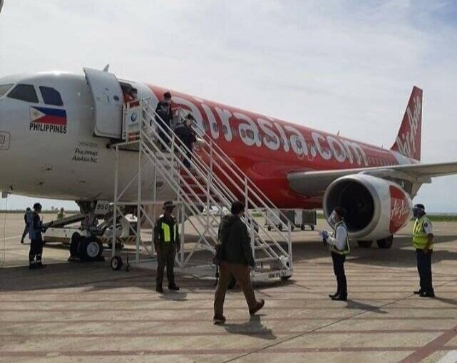 AirAsia Special Recovery Flights