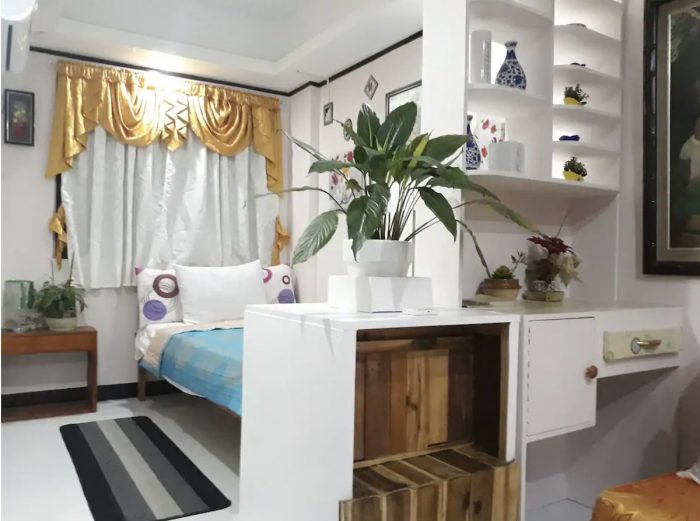 Antipolo Airbnb Condo Unit with FREE Parking and WIFI
