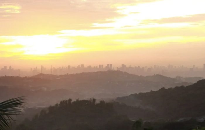 Antipolo Airbnb with Sunset View