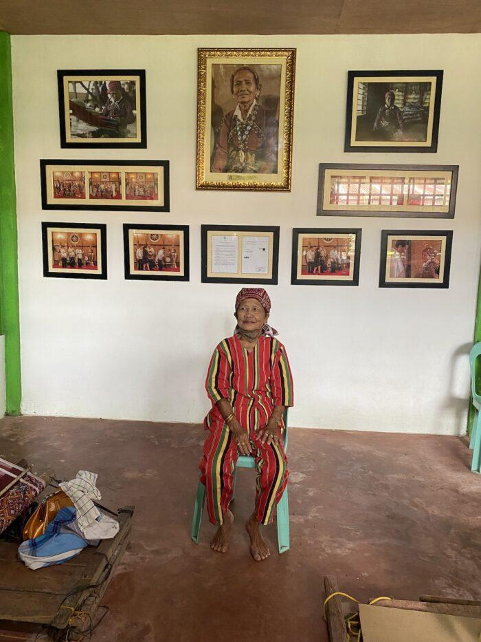 Apuh Ambalang, a National Living Treasure