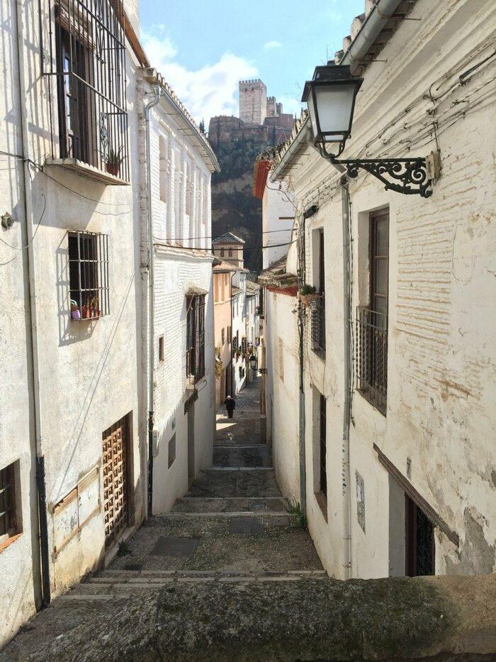 Arab Houses in Granada