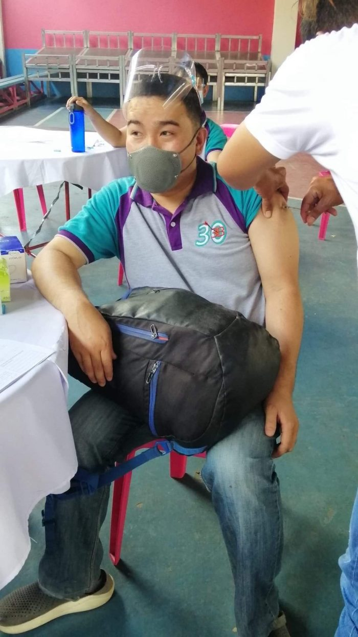 B. Braun Philippines Supports Employees through Free Vaccination Program 001