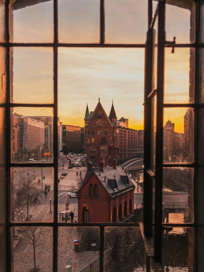 Boutique Hotels in Hamburg photo by Julia Solonina via Unsplash