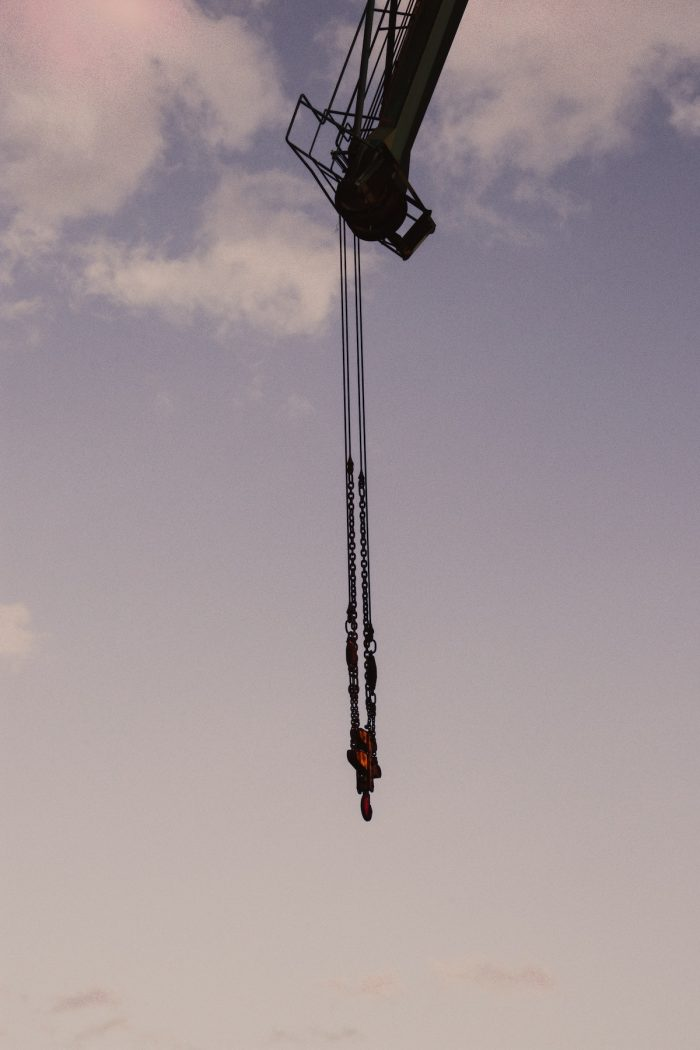 Bungee jump by Tobias Rademacher via Unsplash