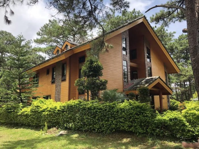Camp John Hay Forest Cabin 16 B201 Airbnb