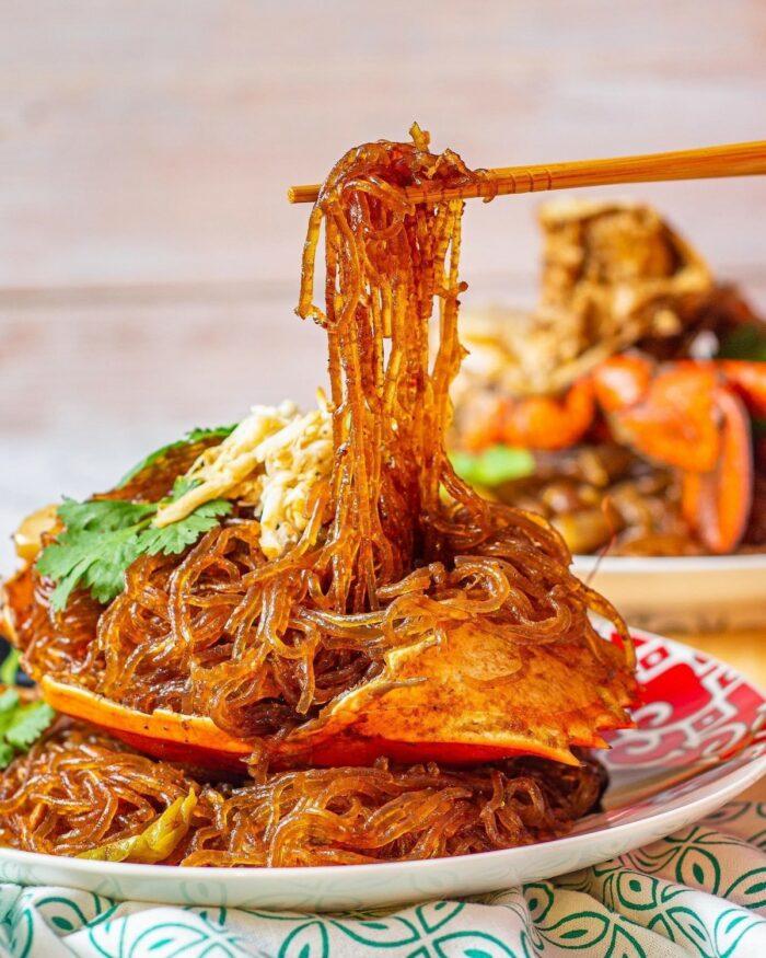 ChinaMommy - Sotanghon Crabs