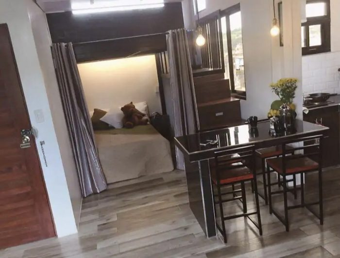 Cozy Industrial Chic Airbnb apartment in Antipolo