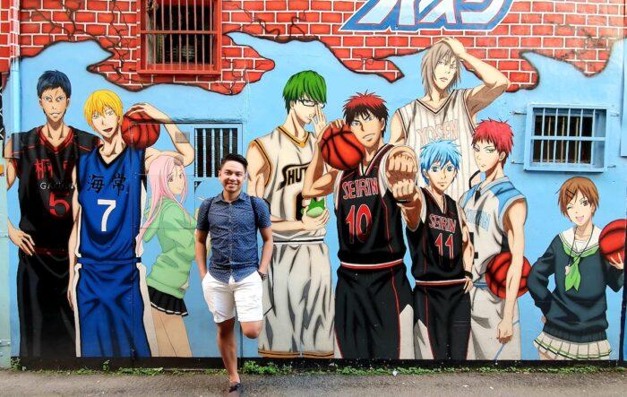 Following Slam Dunk's footsteps is Kuroko no Basket