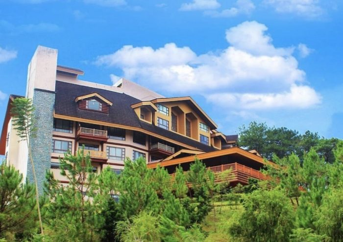 Forest Lodge Lofts for Rent in Baguio