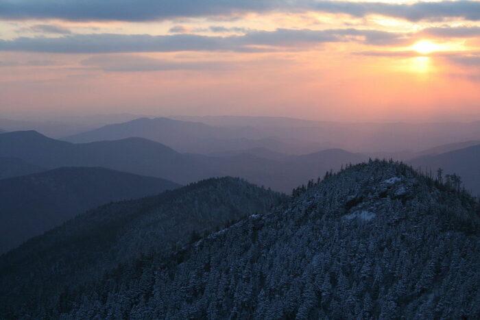 Great Smoky Mountains National Park by aviator31 via Wikipedia CC