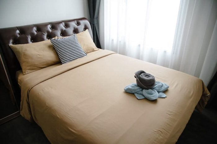 Hi-End Apartment in Sukhumvit Bangkok