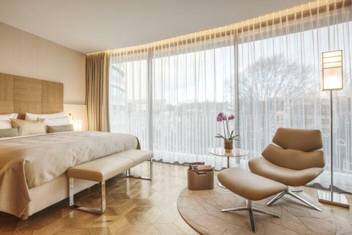 Hotel The Fontenay in Hamburg