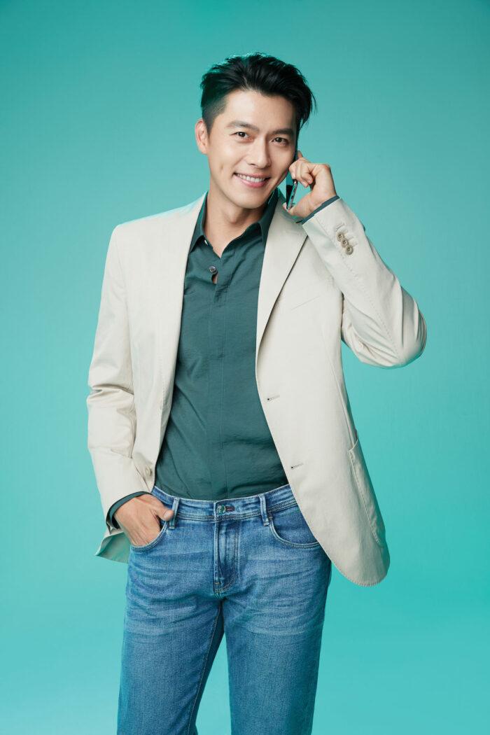 Hyun Bin's second Smart TV Commercial
