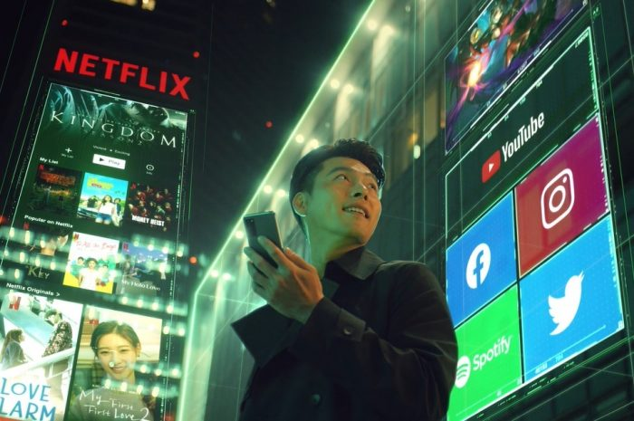 Hyun Bin Smart Ako Commercial
