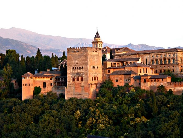 Interesting Facts about Alhambra Palace