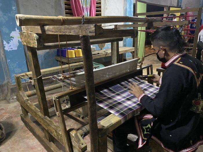 Lapuyan weaver