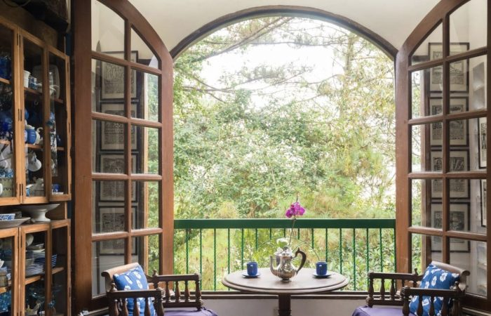 Le Coq Bleu, a French home. LOFT room - Cottages for Rent in Baguio City