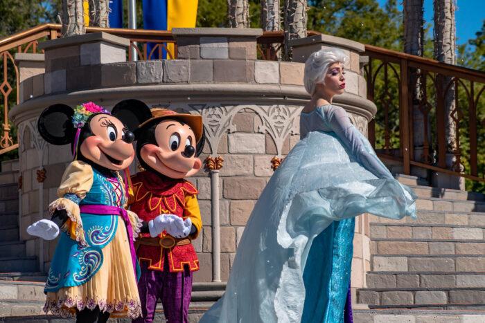 Magic Kingdom Park photo via Depositphotos.com