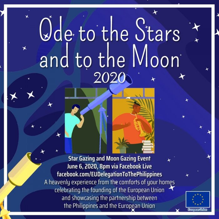 Ode to the Stars and to the Moon 2020
