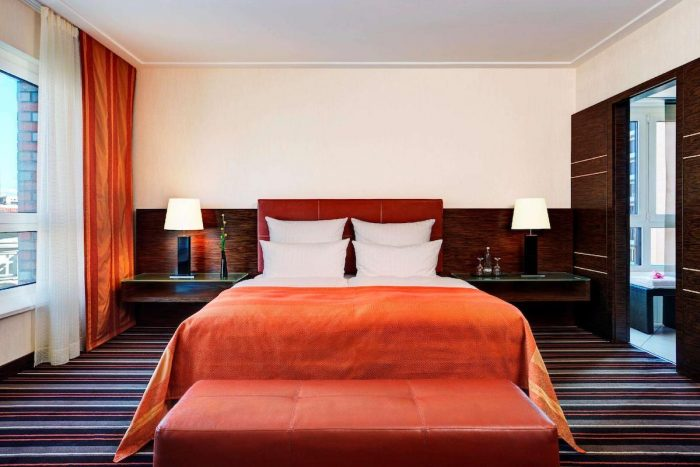 Room Deals at Steigenberger Hotel Hamburg