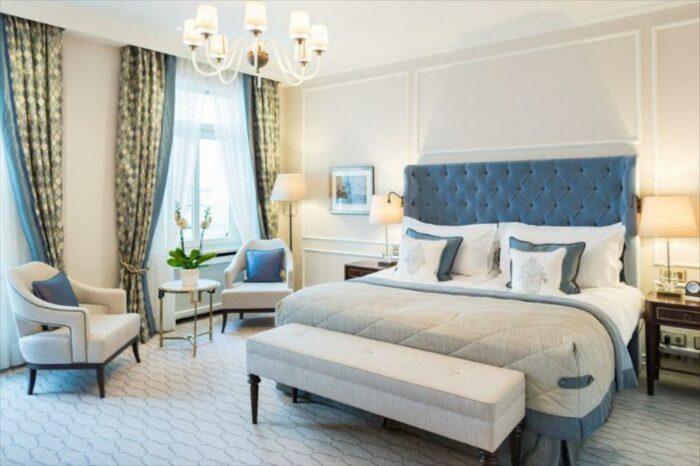 Rooms at Fairmont Hotel Vier Jahreszeiten
