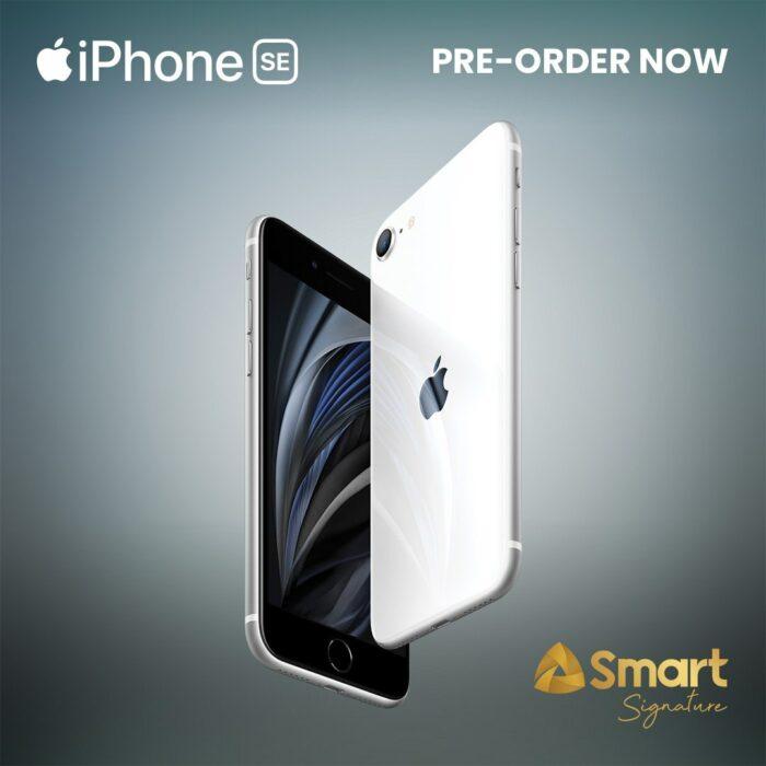 Smart iPhone SE Pre-order