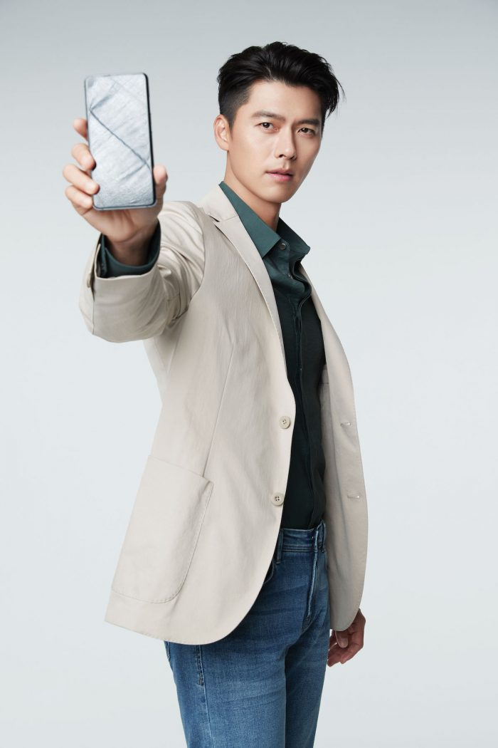 Smart to release Hyun Bin's second TV Commercial