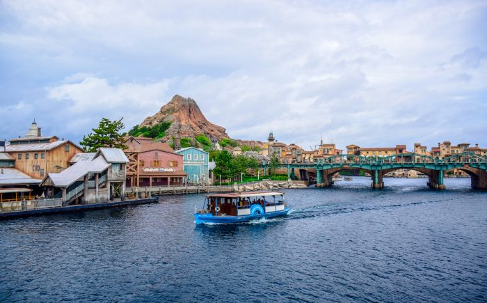 Tokyo DisneySea photo via Deposit Photos