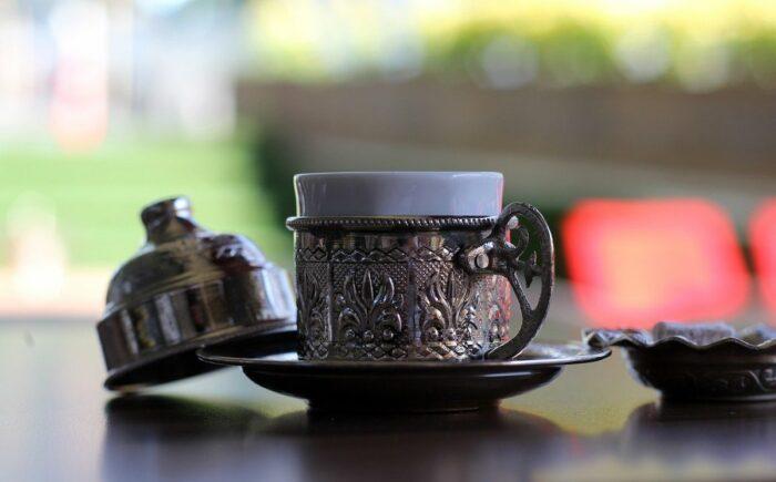 Turkish Coffee in Pristina Kosovo photo via Pixabay