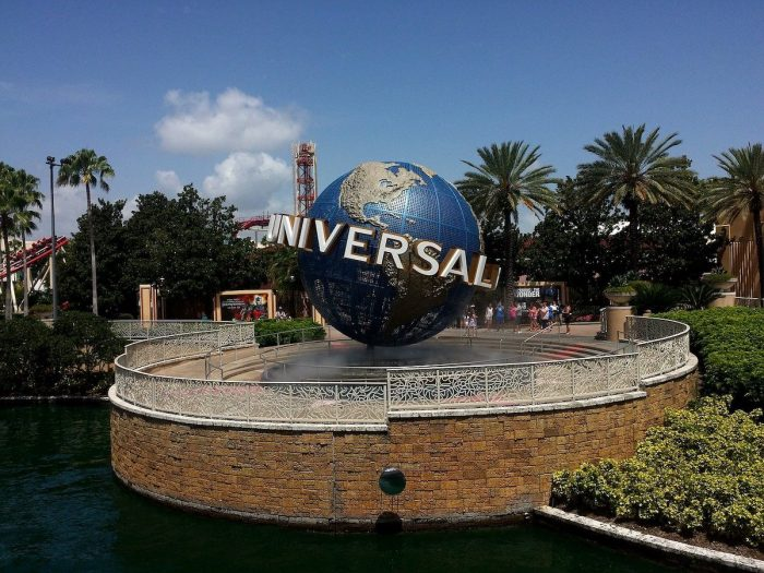 Universal Studios Florida photo via Pixabay