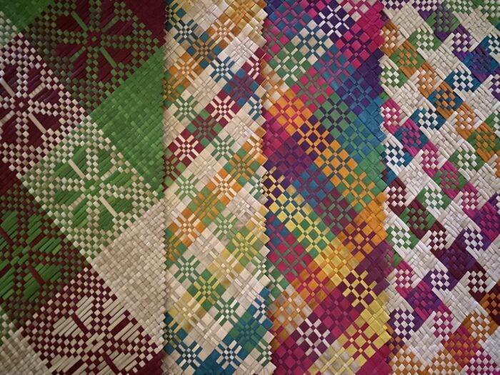 Weaves from Kumalarang
