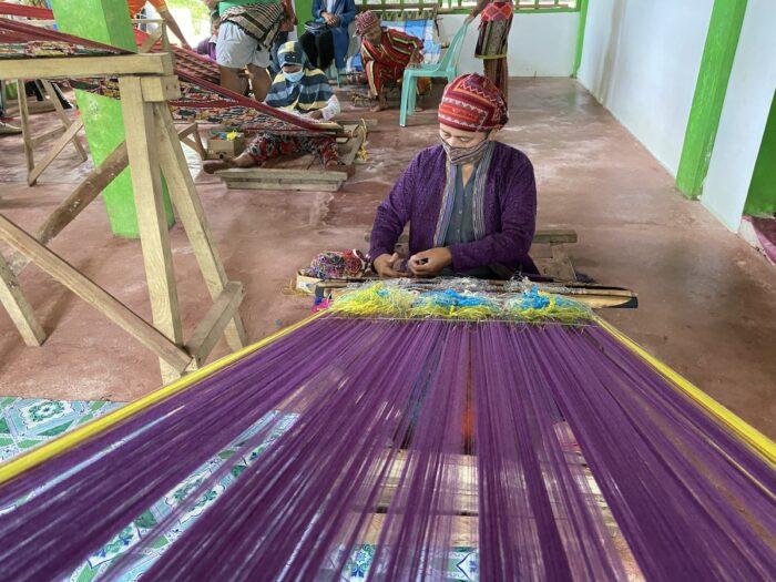 Yakan Weavers of Basilan
