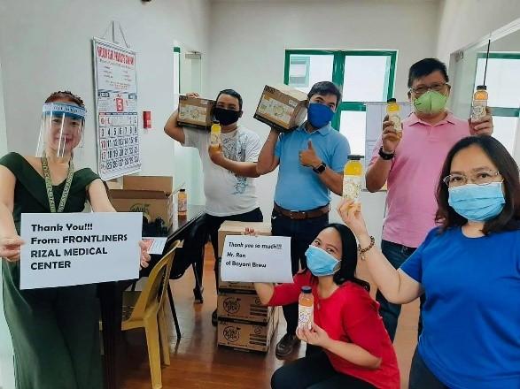 Bayani Brew: Keeping the Filipino Bayanihan Spirit Alive