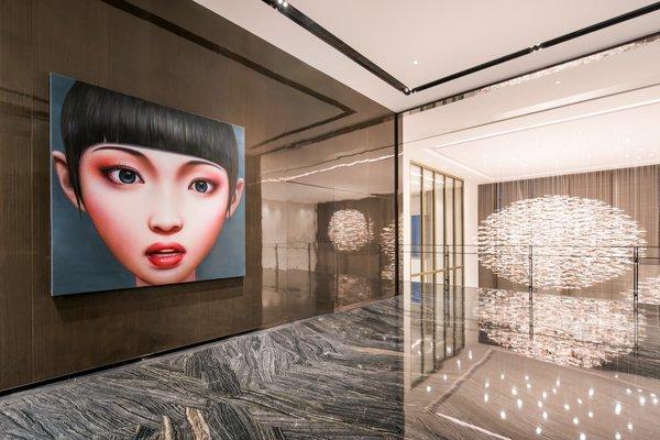 'Beijing Girl' – Zhang Xiangming