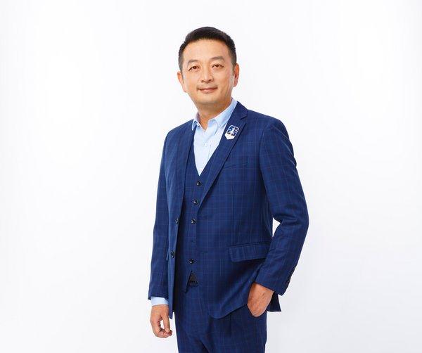 """The """"Travel On"""" initiative was led by Trip.com Group Chairman James Liang (pictured)"""