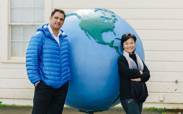 TurtleTree Labs Founders Max Rye and Fengru Lin