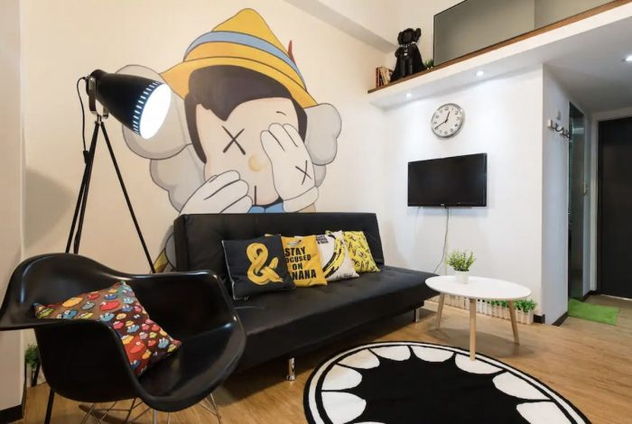 Airbnb Rentals in Taipei with Free Wifi