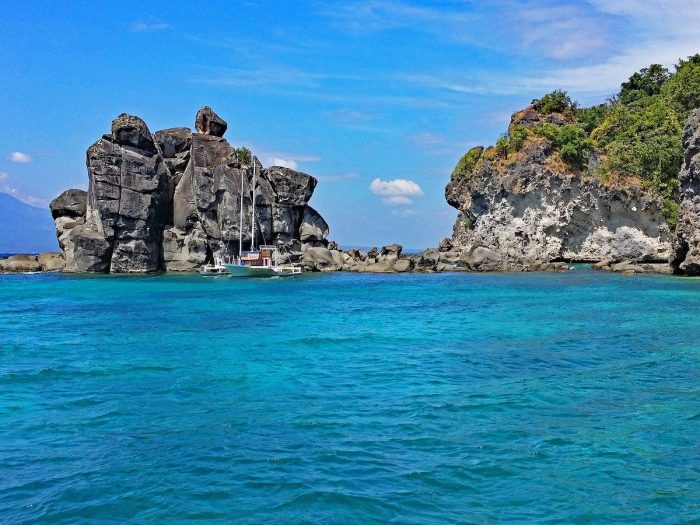 Apo Island near Dumaguete City