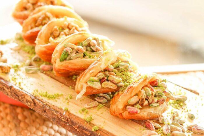 Baklava Turkish Sweets