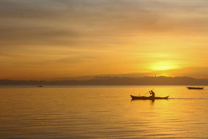 Beautiful Sunset Romblon