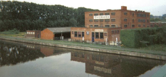Brewery Liefmans by Lord P via Wikipedia CC
