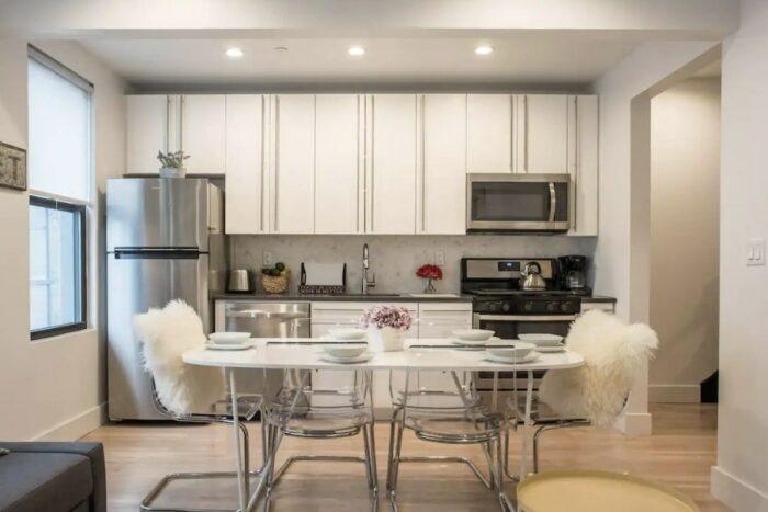 Bright Luxury 4BDRM Loft Rental in Lower East Side NYC