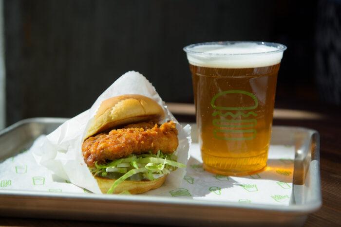 Chick'n Shack & Beer